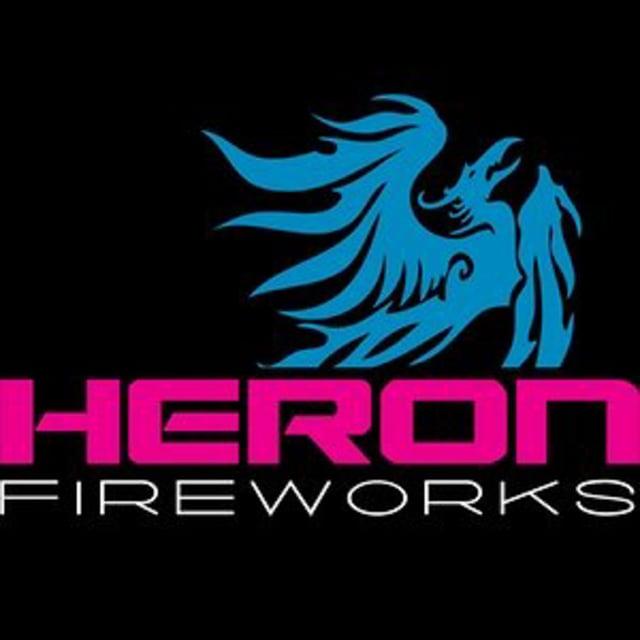 Heron Feuerwerk
